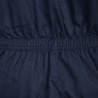 Navy blue Coverall Large