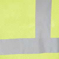 Yellow Hi-vis waistcoat Large
