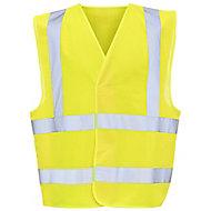 Yellow Hi-vis waistcoat XX Large