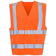 Orange Hi-vis waistcoat Small