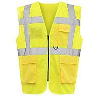 Yellow Hi-vis waistcoat Small