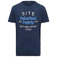 Site Lavaka Blue T-shirt XL