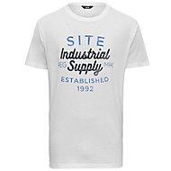 Site Lavaka White T-shirt Large