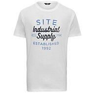 Site Lavaka White T-shirt XL