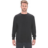 Site Wingleaf Black Sweatshirt Medium