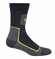 Site Black & grey Socks Size 7-11, 3 Pairs