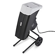 Mac Allister MIS2500 Corded 2500W Impact Shredder