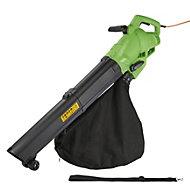 FPBV2500-2 Corded 2500W 220-240V Garden blower & vacuum