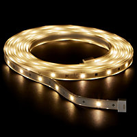 Colours Dillon Mains powered LED Strip light (L)5000mm IP68