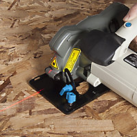 Mac Allister 1200W 220-240V 165mm Circular saw MSCS1200