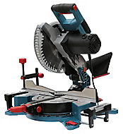 Erbauer 1800W 220-240V 254mm Compound mitre saw EMIS254C