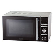 Cooke & Lewis CLFSMW20L 800W Freestanding Microwave