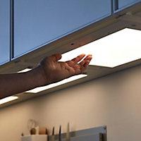 GoodHome Tasuke White Cabinet light