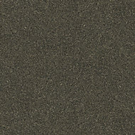 GoodHome Berberis Gloss Grey Glitter effect Particle board & laminate Upstand (L)3000mm