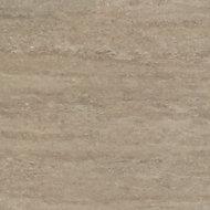 GoodHome Kabsa Matt Stone effect Travertine Worktop edging tape, (L)3m