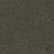 GoodHome Berberis Gloss Glitter effect Grey Worktop edging tape, (L)3m