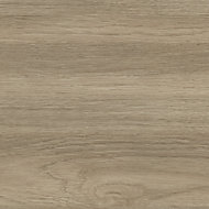 GoodHome 12mm Nepeta Matt Wood effect Paper & resin Square edge Kitchen Worktop, (L)3000mm