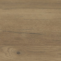 GoodHome 38mm Kabsa Matt Rustic Wood effect Laminate Round edge Kitchen Worktop, (L)3000mm
