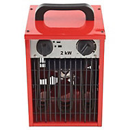 Electric 2000W Electric workshop heater