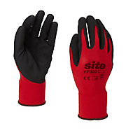 Site Nitrile General handling gloves, Medium