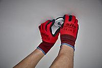 Site Nitrile General handling gloves, Large