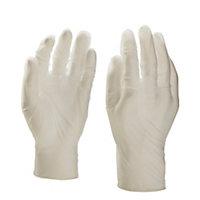 Vinyl Disposable gloves, Medium