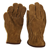 Verve Brown Non safety gloves Large