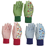 Verve Multicolour Gardening gloves, Medium