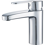 GoodHome Lecci 1 Lever Basin mixer tap