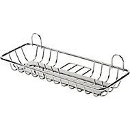 GoodHome Koros Steel Basket