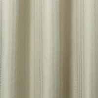 Jalna Beige Herringbone Unlined Eyelet Curtain (W)117cm (L)137cm, Single