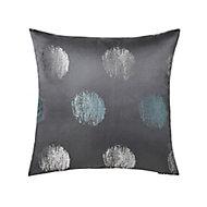 Kolla Spotted Dark green Cushion