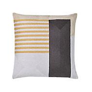 Gaya Geometric Multicolour Cushion