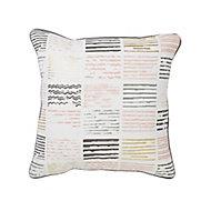 Hasch Printed hash tag Multicolour Cushion