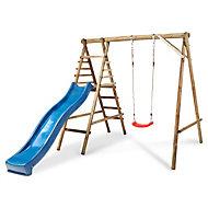Ola Swing Set & Slide