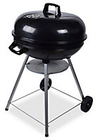 Russel Black Charcoal Kettle barbecue