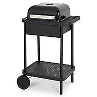 Blooma Rockwell 200 Black Charcoal Barbecue