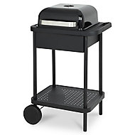 Rockwell 200 Black Charcoal Barbecue