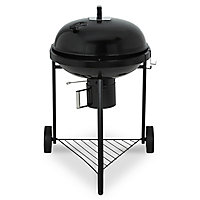 Blooma Rockwell Black Charcoal Barbecue