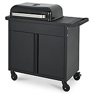 Rockwell 310 Black Charcoal Barbecue