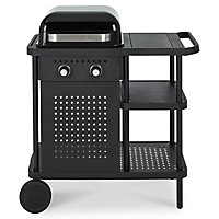 Blooma Rockwell 210 2 burner Gas Black Barbecue