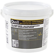 Diall White Glass fiber glue