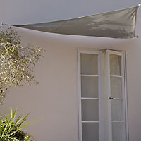 3m Grey Shade sail