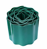 Blooma Polyvinyl chloride (PVC) Lawn edging Pack of 1