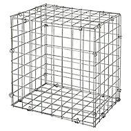 Galvanised Steel Gabion kit, (H)40cm (W)0.4m