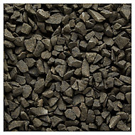 Blooma Grey Decorative stones, Large 22.5kg Bag