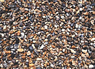 Blooma Pearl grey Decorative stone 22500g