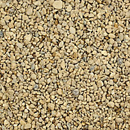 Blooma Alpine Golden Decorative stones, Large 5kg Bag
