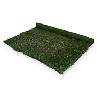 Plastic Green Artificial hedge screen (H)1.8m (W)3m