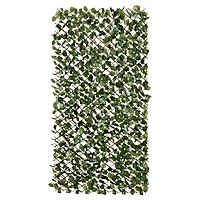 Fabric & willow Green Garden screen (H)1m (W)2m